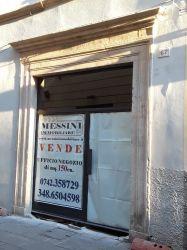 Foligno, centro storico, via Mazzini