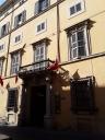 Foligno, centro storico, via Umberto I°