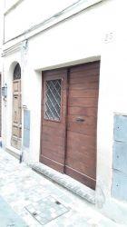 Foligno, centro storico, via Topinello